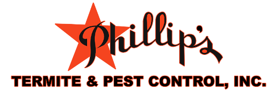 Phillips Pest Control Logo